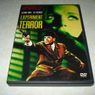 Experiment In Terror DVD Starring Glenn Ford Lee Remick