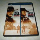 Clint Eastwood Fistful Of Dollars For A Few Dollars More Double Feature DVD Set