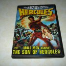 Hercules And The Mole Men Against The Son Of Hercules DVD