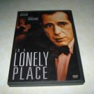In A Lonely Place DVD Starring Gloria Grahame Humphrey Bogart