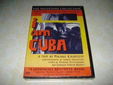 The Milestone Collection Francis Ford Coppola And Martin Scorsese Present I Am Cuba DVD