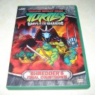 Teenage Mutant Ninja Turtles Ways Of The Warrior DVD