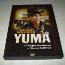 Yuma DVD Starring Clint Walker Edgar Buchanan Barry Sullivan