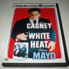 White Heat DVD Starring James Cagney Viriginia Mayo