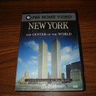 PBS Home Video New York The Center Of The World DVD Episode Eight 1946-2003