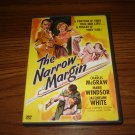 The Narrow Margin DVD Starring Charles McGraw Marie Windsor Jacqueline White