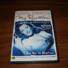 My Reputation DVD Starring Barbara Stanwyck