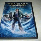 Percy Jackson And The Olympians The Lightning Thief DVD