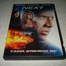 Next DVD Starring Nicholas Cage Julianne Moore Jessica Biel