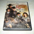 Hallmark Entertainment Lonesome Dove The Outlaw Years DVD