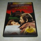 The Lion In WInter DVD Starring Peter O'Toole Katharine Hepburn