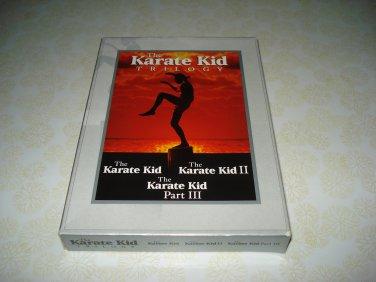 The Karate Kid Trilogy DVD Set