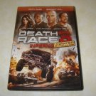 Death Race 3 Inferno Unrated DVD