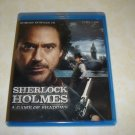 Sherlock Hokmes A Game Of Shadows BluRay
