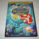 The Little Mermaid II Return To The Sea Special Edition DVD