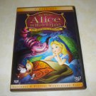 Alice In Wonderland The Masterpiece Edition Two Disc DVD Set