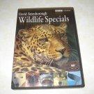 David Attenborough Wildlife Specials BBC Video DVD