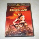 Chato's Land DVD Starring Charles Bronson Jack Palance