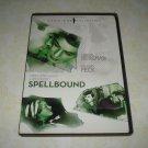 Spellbound DVD Starring Ingrid Bergman Gregory Peck