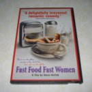 Fast Food Fast Women DVD A Film By Amos Kollek