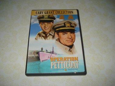 Operation Petticoat DVD Starring Cary Grant Tony Curtis
