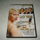 Easy Virtue A Film By Steve Elliott DVD