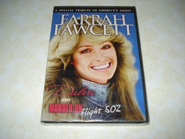 Farrah Fawcett Double Feature DVD Debra And Murder On Flight 502