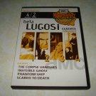 Bela Lugosi Classics Collection 2 DVD Set