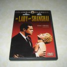 The Lady From Shanghai DVD Starring Orson Welles Rita Hayworth
