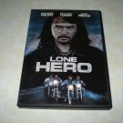 Lone Hero DVD Starring Lou Diamond Phillips