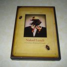 The Criterion Collection Naked Lunch A Film By David Cronenberg DVD