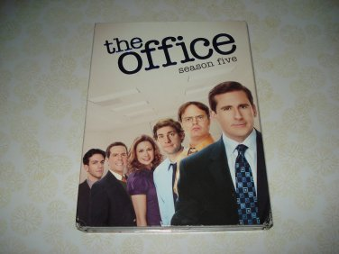 The Office Season Five DVD Set