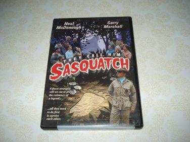 They Call Him Sasquatch DVD Starring Garry Marshall Neal McDonough