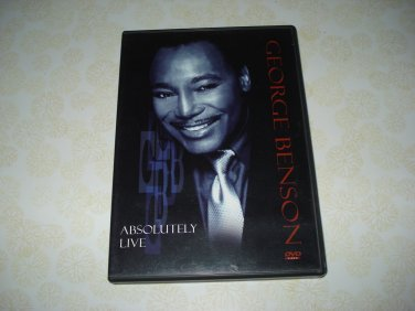 George Benson Absolutely Live DVD