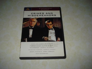 Crimes And Misdemeanors DVD