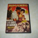 Mogambo DVD Starring Clark Gable Ava Gardner Grace Kelly