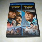 John Wayne Doule Feature Two DVD Set The Undefeated North To Alaska