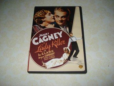 Lady Killer DVD Starring James Cagney