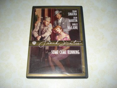 Some Came Running DVD Starring Frank Sinatra Dean Martin Shirley MacLaine