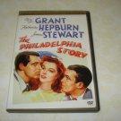 The Philadelphia Story DVD Starring Cary Grant Katharine Hepburn Jamesm Stewart