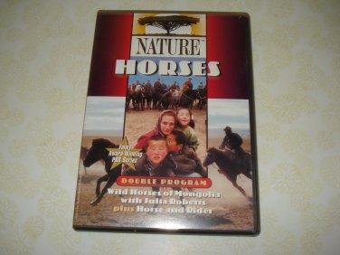 Nature Horses DVD