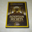 National Geographic Egyptian Secrets Of The Afterlife DVD