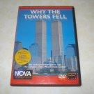 Nova Why The Towers Fell DVD