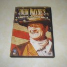 John Waynes Tribute To America DVD