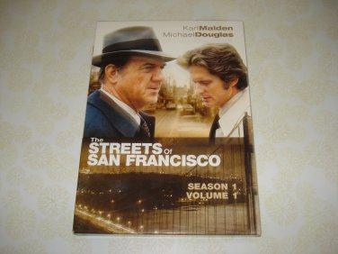 The Streets Of San Francisco Season One Volume One
