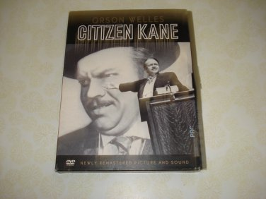 Orson Welles Citizen Kane DVD