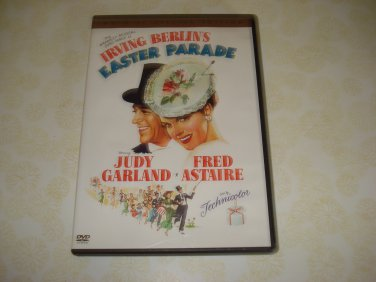 Easter Parade DVD Starring Judy Garland Fred Astaire