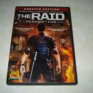 The Raid Redemption Unrated Edition DVD