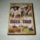 Buffalo Girls True Women Wild West Collection DVD
