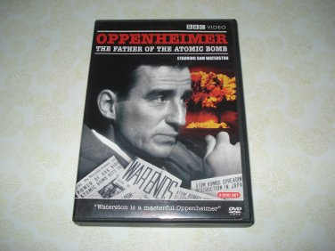 BBC Video Oppenheimer The Father Of The Atomic Bomb DVD